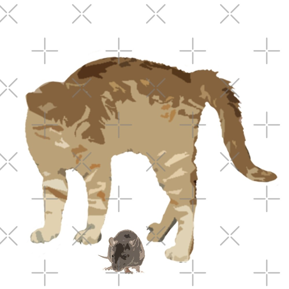 Cat and Mouse by oryan80