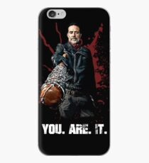 Negan - The Walking Dead iPhone Case