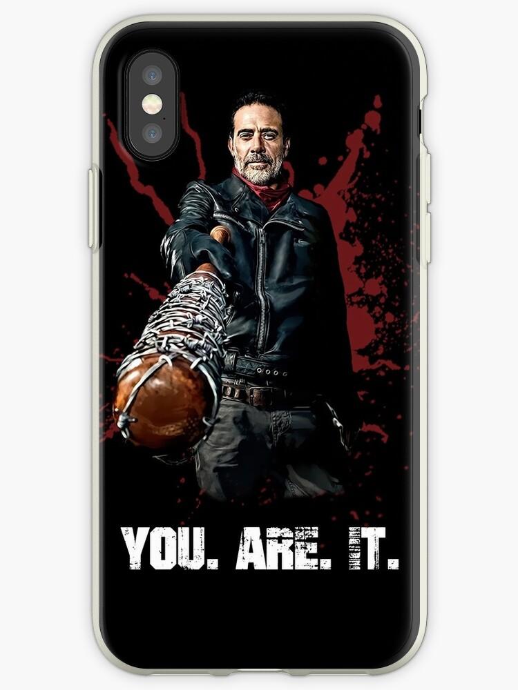 Negan - The Walking Dead by Mittiboy