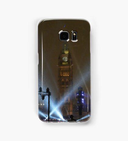 New Years Eve, Parliament Hill, Ottawa, Canada 2017 Samsung Galaxy Case/Skin