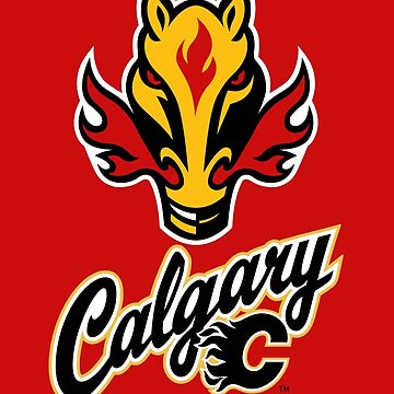 Calgary Flames by niarachdiani