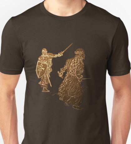 Be like a noble knight: wear a t-shirt T-Shirt