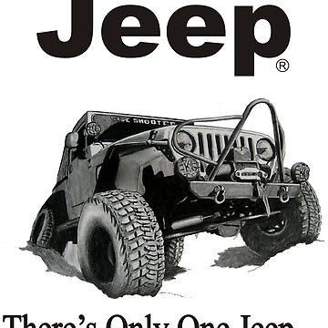 Jeep by sangukoneng