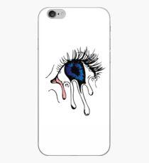 Cool Trippy Melting Eye iPhone Case