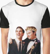Prom Klaine  Graphic T-Shirt