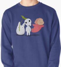 Chibi-Ghibli Pullover