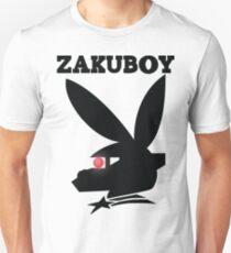 ZAKUBOY - Black T-Shirt