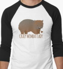 Crazy wombat lady T-Shirt