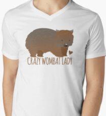 Crazy wombat lady T-Shirt