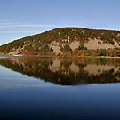 reflections at devil's lake by irishgirl7