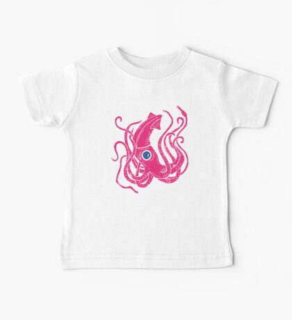 Giant Squid Kids Clothes
