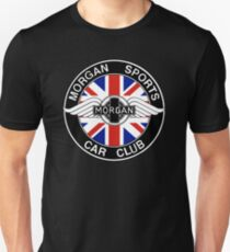 Morgan Sports Car Club UK Unisex T-Shirt