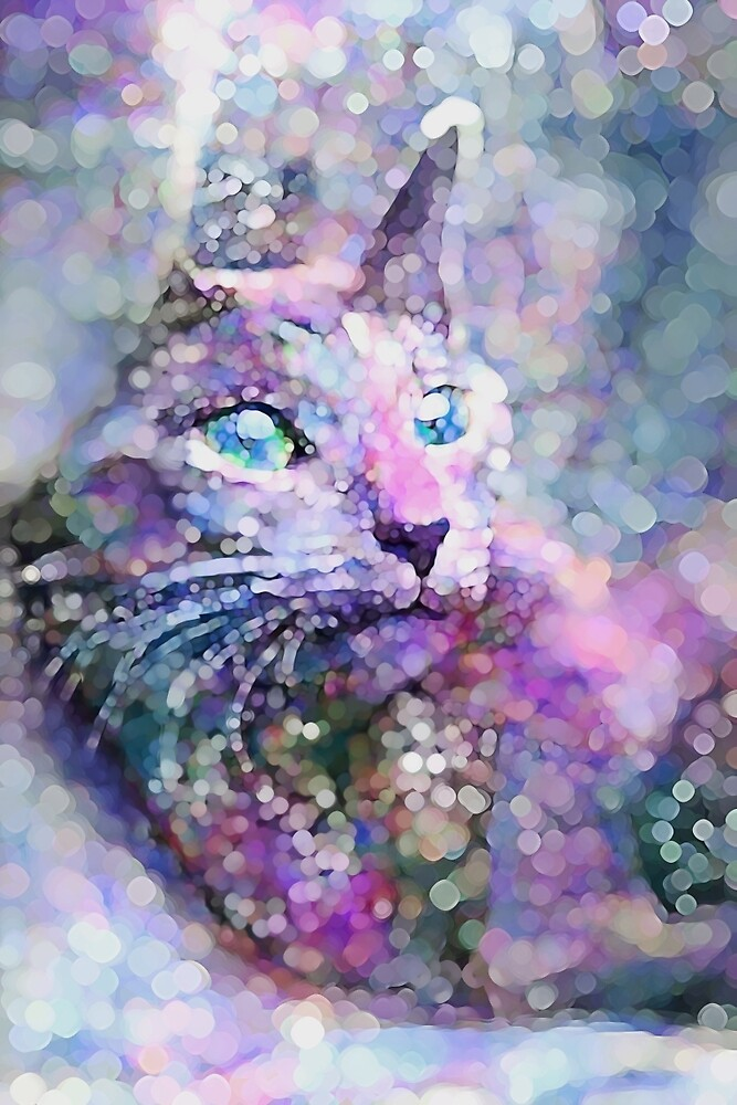 Love Bubbles.Cat by theanhe
