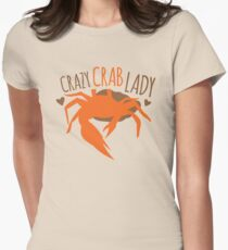 Crazy Crab lady T-Shirt