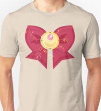 Sailor Moon Bow: Moon Prism Power Brooch  Unisex T-Shirt