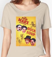 The Marx Brothers - Duck Soup Women's Relaxed Fit T-Shirt
