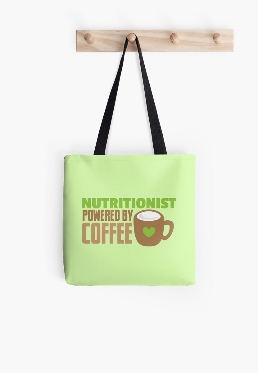 Nutritionist powered by coffee by jazzydevil