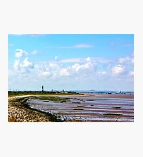 Humber Estuary Photographic Print