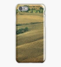 Shades of Fall-Tuscany iPhone Case/Skin