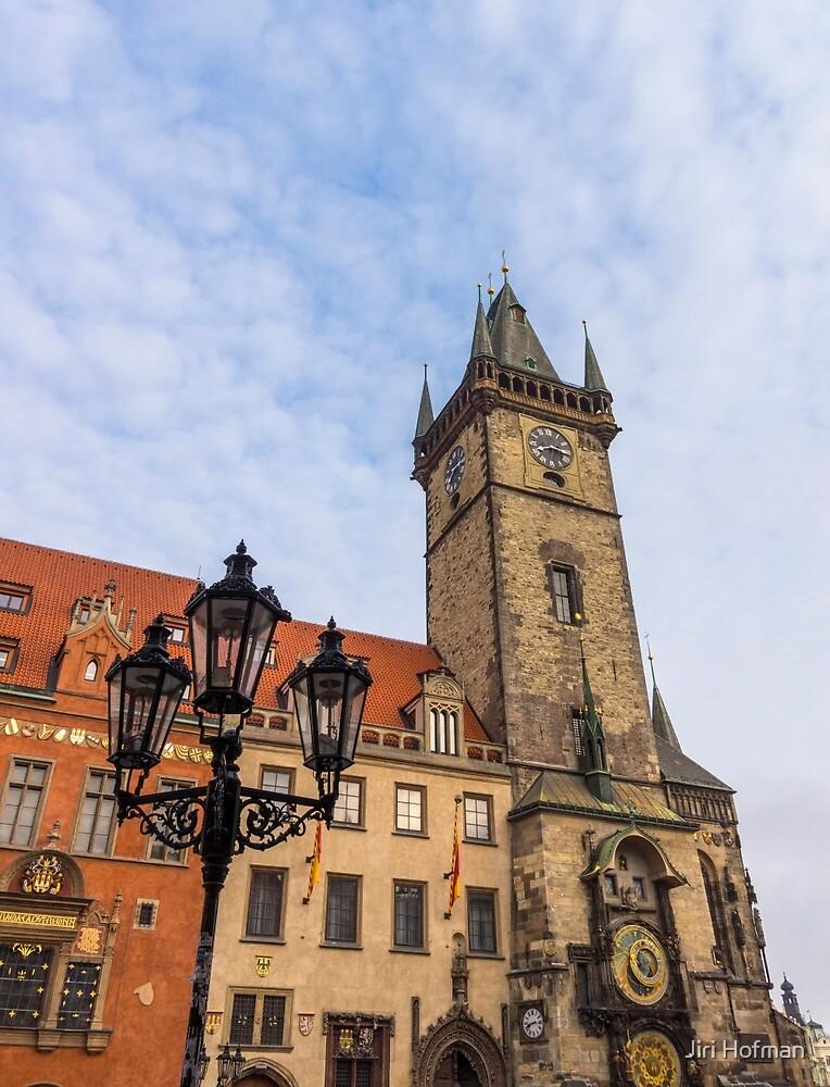 Prague Astronomical clock, Orloj, Czech Republic by Jiri Hofman