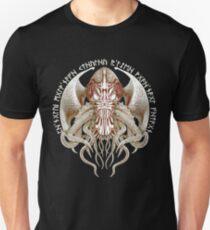 Cthulhu Got Wings Steampunk T-Shirts Unisex T-Shirt