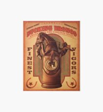 BioShock Infinite – Bucking Bronco Poster Art Board
