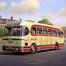 Cotswold tour 1959 by Mike Jeffries