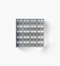 Tri Me  Acrylic Block