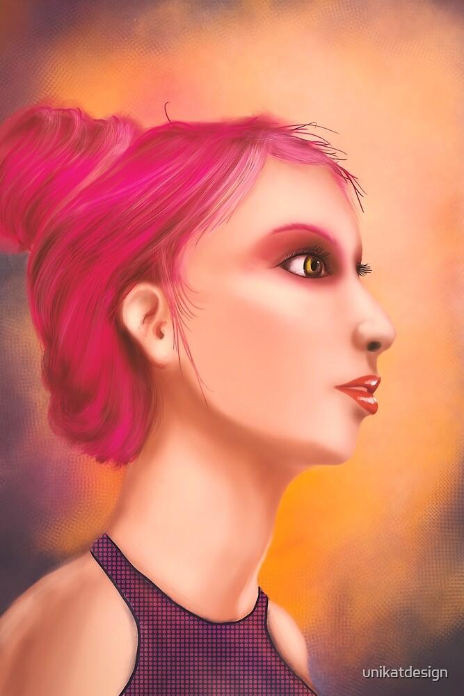 Pink by unikatdesign