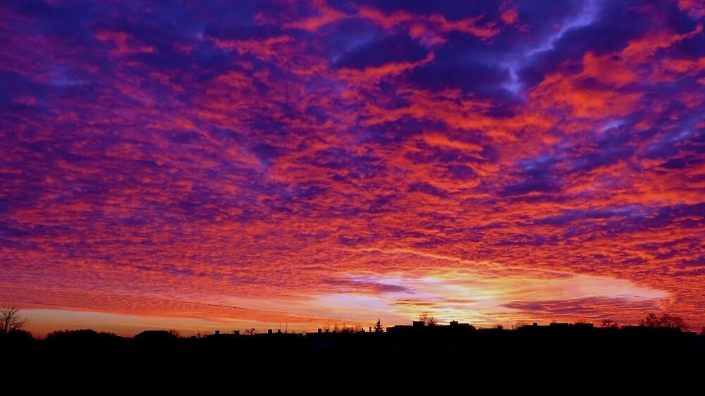 Beautiful Sky Landscape  by holidayfashion