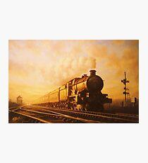 Up express to Paddington Photographic Print