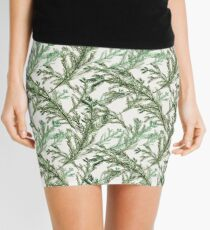 Pine Needles Mini Skirt