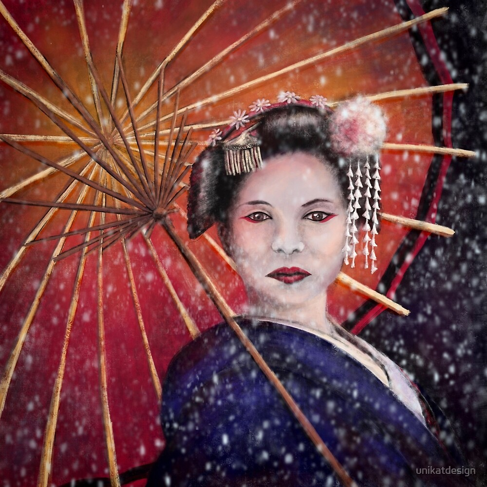 Geisha by unikatdesign