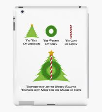 Harry Potter and the Merry Hallows iPad Case/Skin