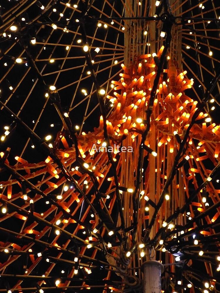 Luces de Navidad by Amaltea