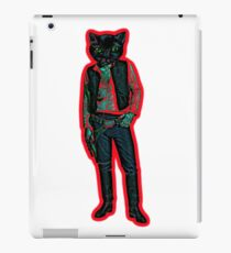 Catsolo iPad Case/Skin