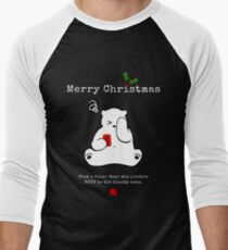 A Polar Bear who prefers BEER T-Shirt