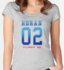 TEAM 1D - HORAN Women's Fitted Scoop T-Shirt