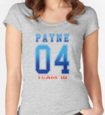TEAM 1D - PAYNE Women's Fitted Scoop T-Shirt