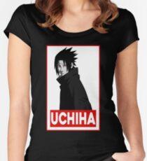 Sasuke Uchiha Women's Fitted Scoop T-Shirt
