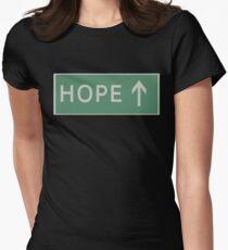 Hope ahead road sign T-Shirt