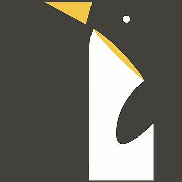 Penguin by psygon