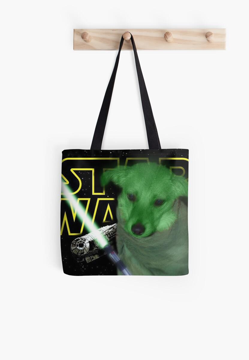 Yoda-cora by Woolcritters