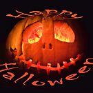 Happy Halloween by JEZ22