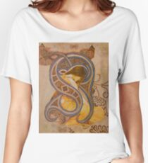 Serpentine Women's Relaxed Fit T-Shirt