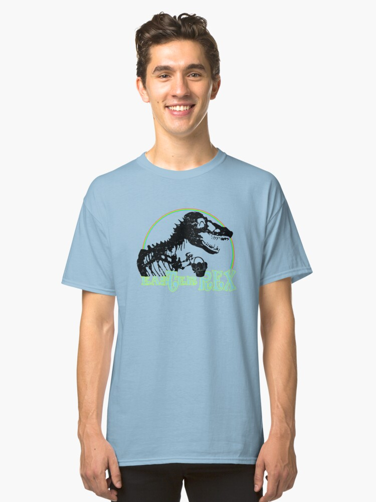 easTer REX Classic T-Shirt Front