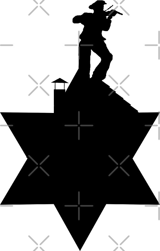 Quot Fiddler On The Roof Hamilton Star White Background