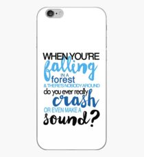 Dear Evan Hansen - Waving Through A Window iPhone Case