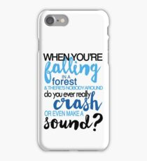 Dear Evan Hansen - Waving Through A Window iPhone Case/Skin