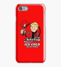 Fallout - Nuka Cola iPhone Case/Skin
